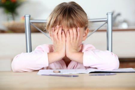 Stres u dzieci - objawy, zwalczanie
