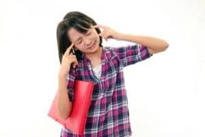 Stres u dziecka to zjawisko powszechne. Może mieć objawy somatyczne.