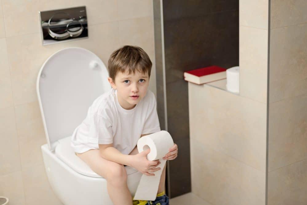 Dziecko ma biegunkę - co robić?