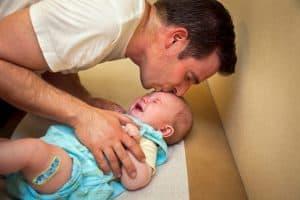 Odczyn poszczepienny może pojawić się w postaci gorączki.