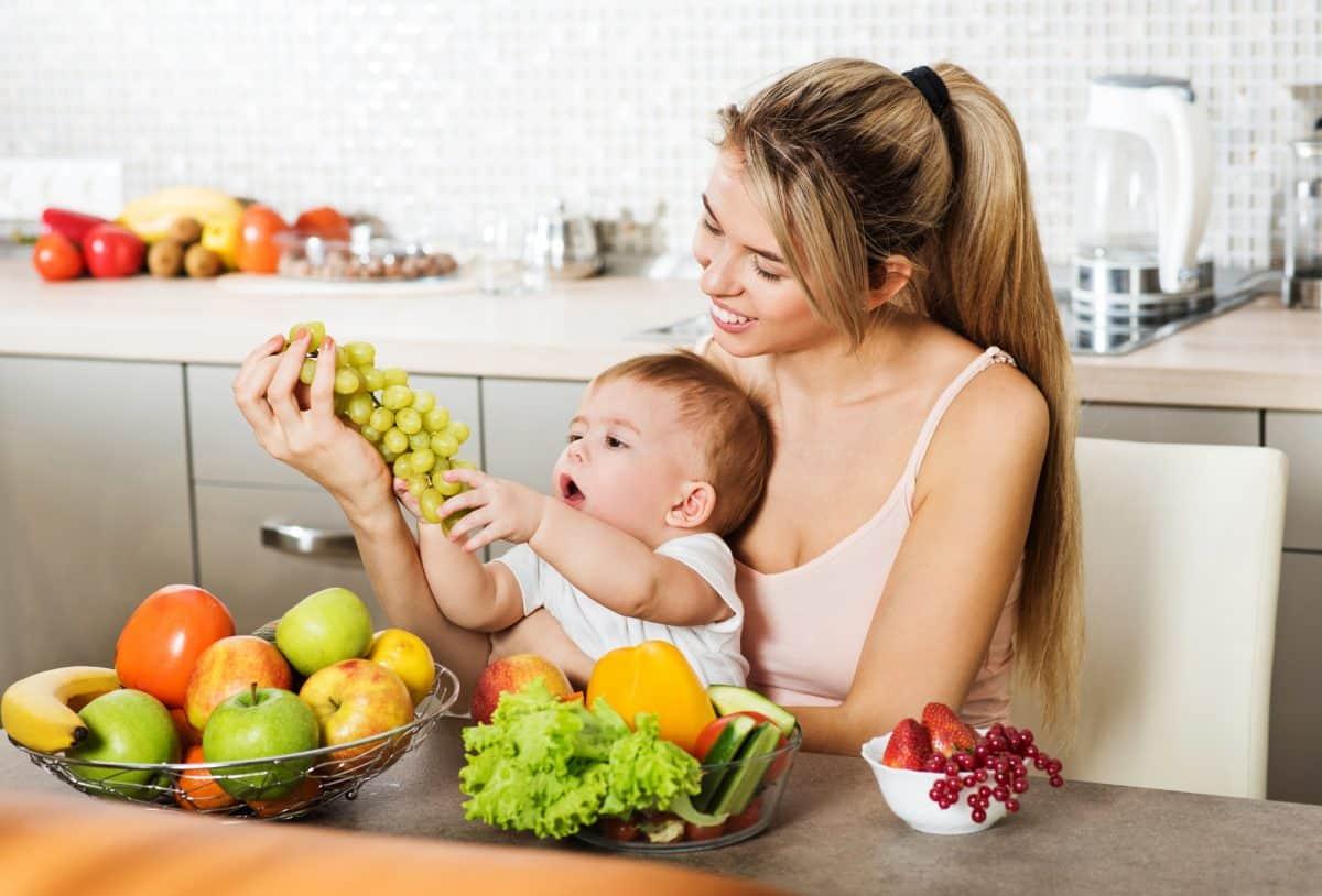 Zdrowe nawyki małego człowieka