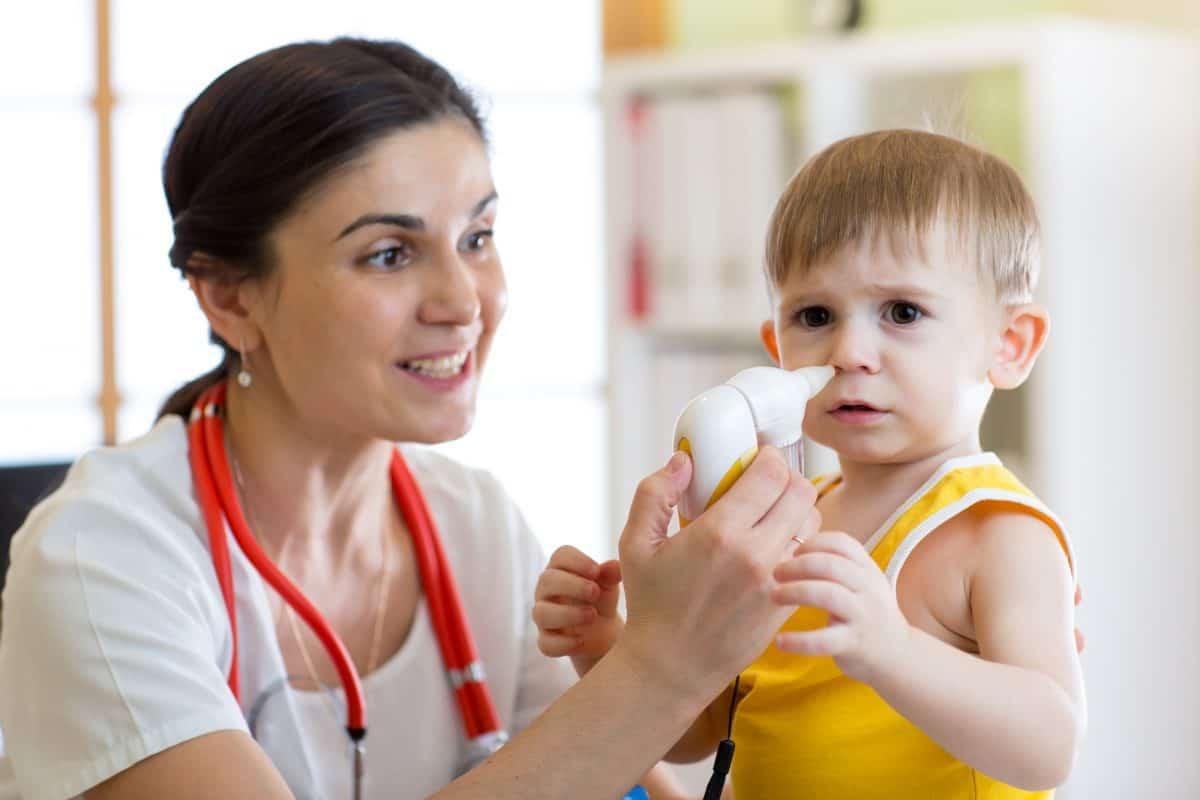 Zapalenie zatok u dzieci - jak się objawia?