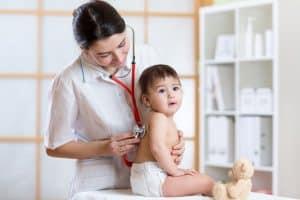 Płuca dziecka rozwijają się długo.