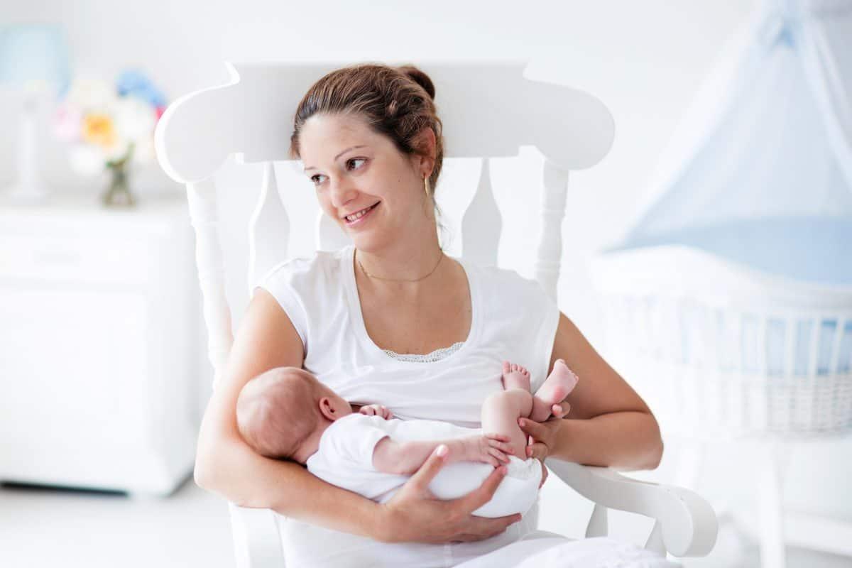 Mleko matki - najlepszy pokarm dla niemowlęcia