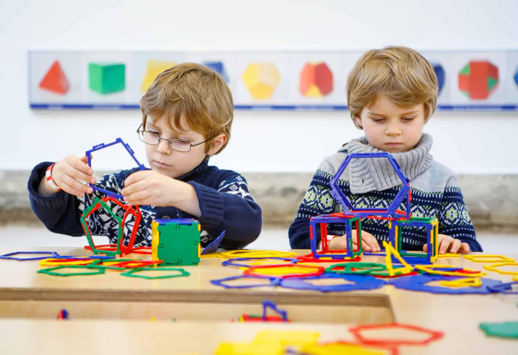 Rozwijanie sprawności maualnej u dzieci