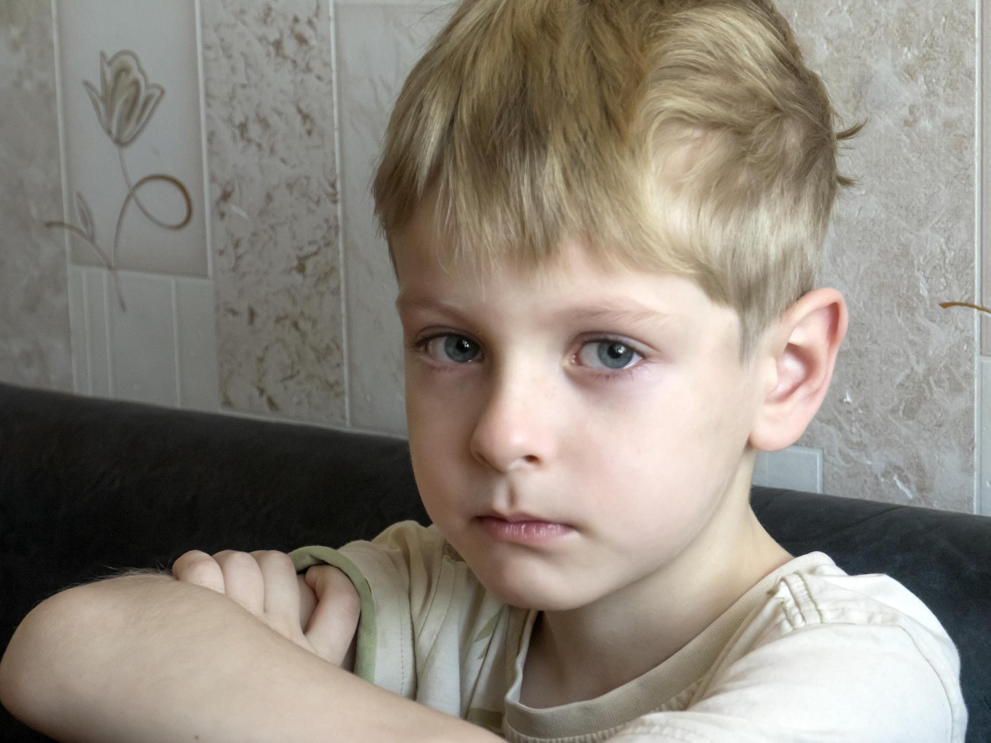 Dzieci z mutyzmem wybiórczym