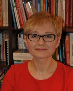 dr n. med. Katarzyna Bajszczak psycholog, seksuolog, psychoterapeuta