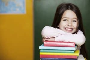 Pierwszoklasista może polubić szkołę