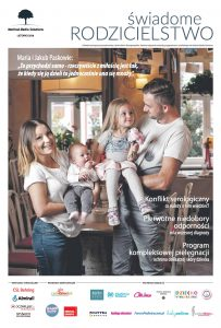 Kampania Świadome rodzicielstwo przeznaczona jest dla obecnych i przyszłych rodziców