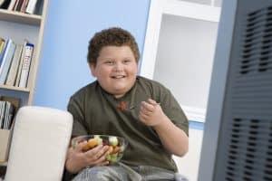 Zespół metaboliczny dotyka również dzieci.