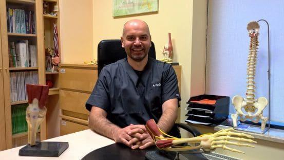 dr Adrian Rymarczyk – ortopeda