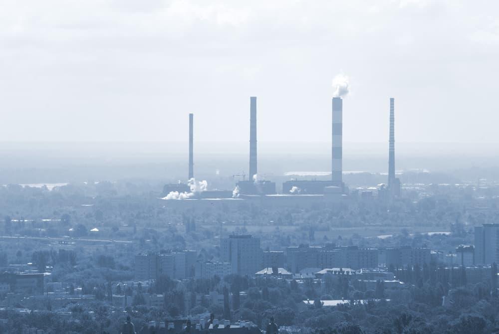 Smog a układ oddechowy