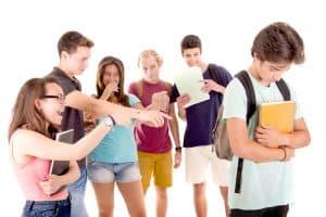 Stres ucznia wiąże się z pójściem do szkoły.