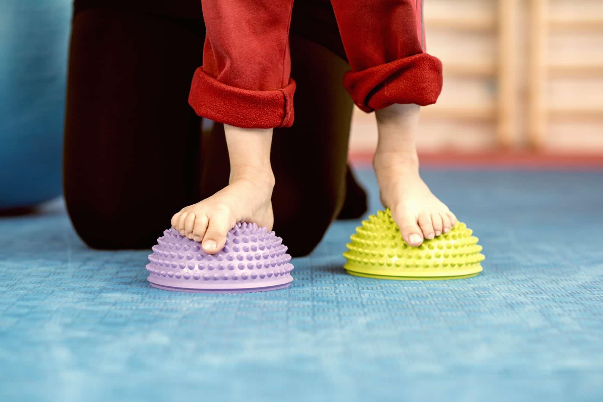 Płaskostopie u dzieci - choroba cywilizacyjna