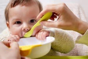 Naturalne antybiotyki w żywieniu dzieci.