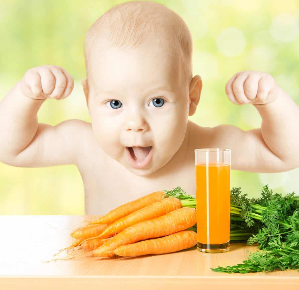 Naturalne antybiotyki w żywieniu dzieci