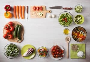 Wpływ diety na wady serca jest niewielki.