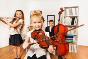 Lekcje muzyki w szkole przeważnie są nudne