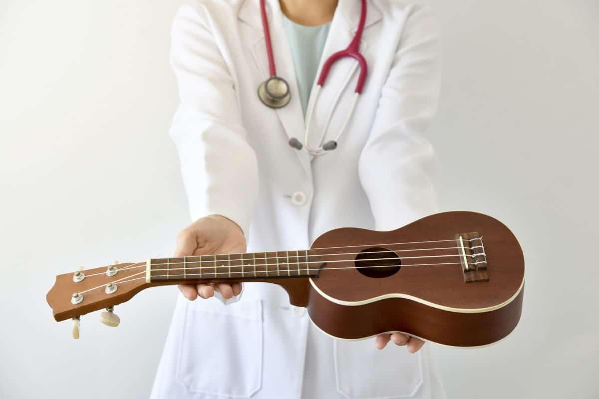 Muzyka jako lekarstwo na ból