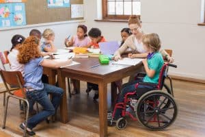Dzieci z deficytami w szkole wymagają specjalnej troski.