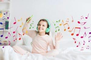 Muzyka jako lekarstwo na ból pozwala zapomnieć o chorobie.