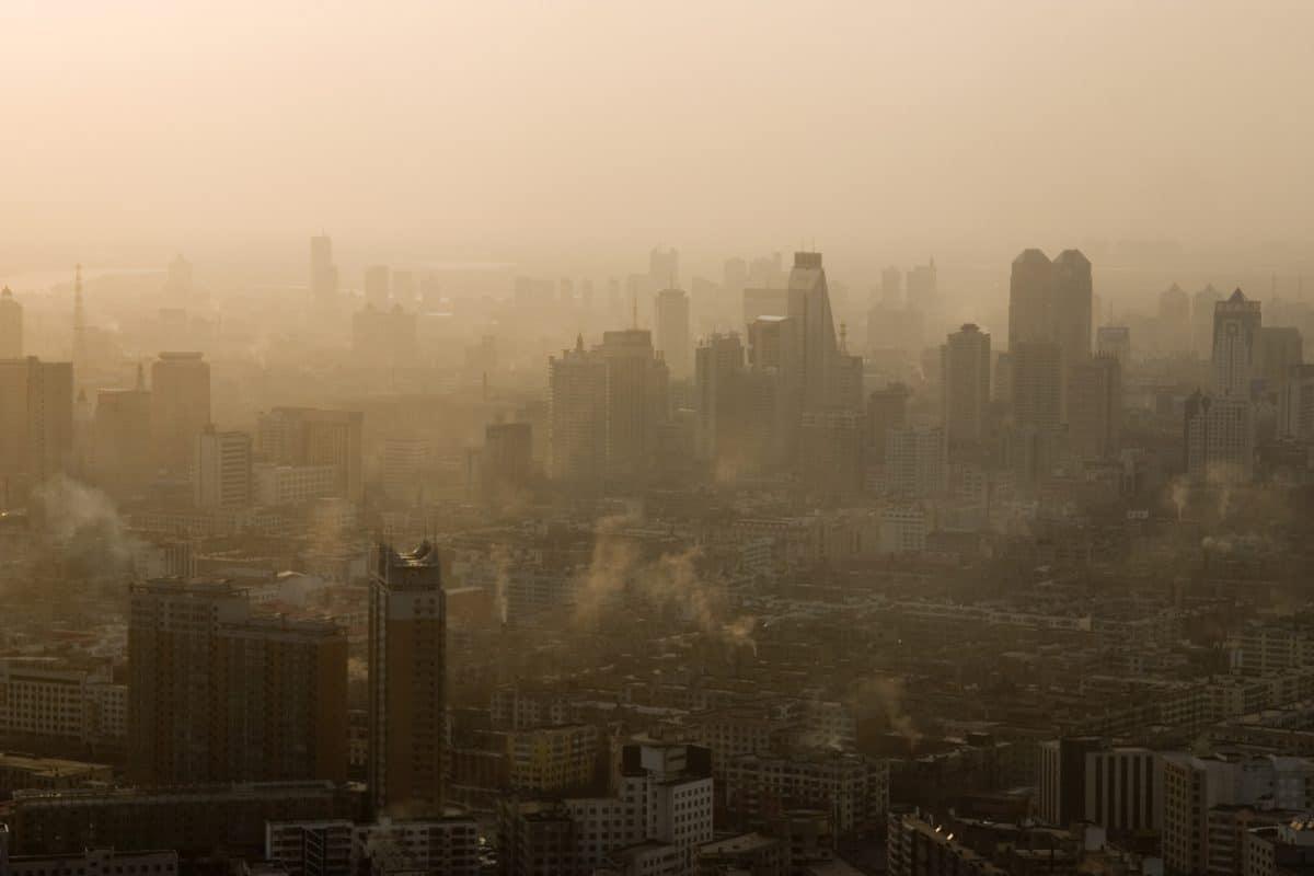 Alarm smogowy - co robić?