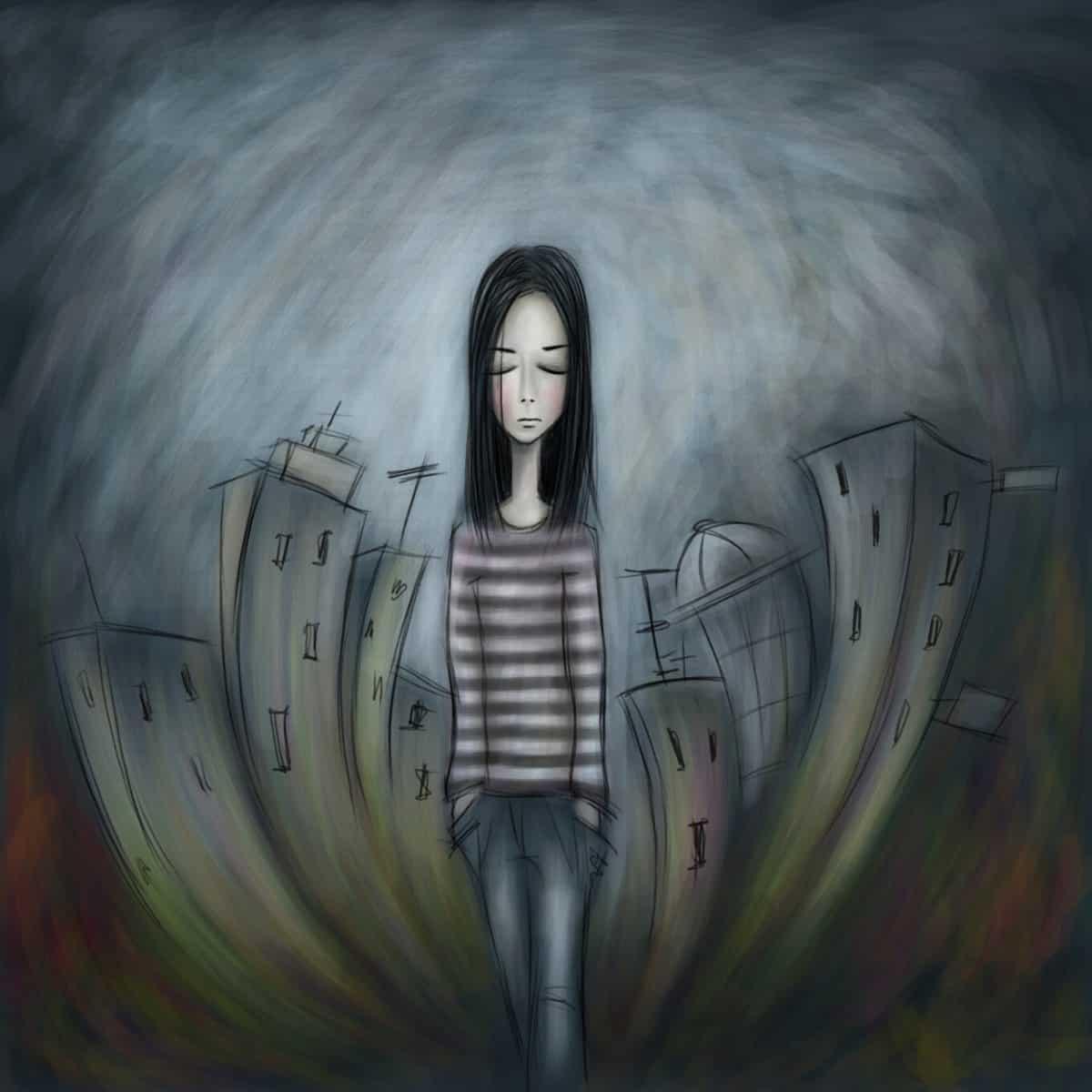 Depresja nastolatka - niepokojące objawy