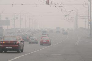 Alarm smogowy to informacja o przekroczeniu norm zanieczyszczenia powietrza.