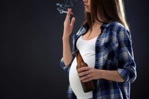 Ryzyko wczesnego porodu trudno jest określić.