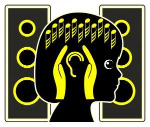 Słuchanie muzyki może pomóc w nauce.