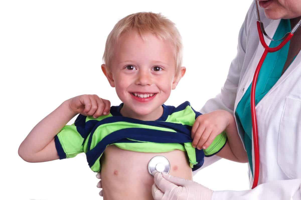 Diagnostyka chorób serca u dzieci