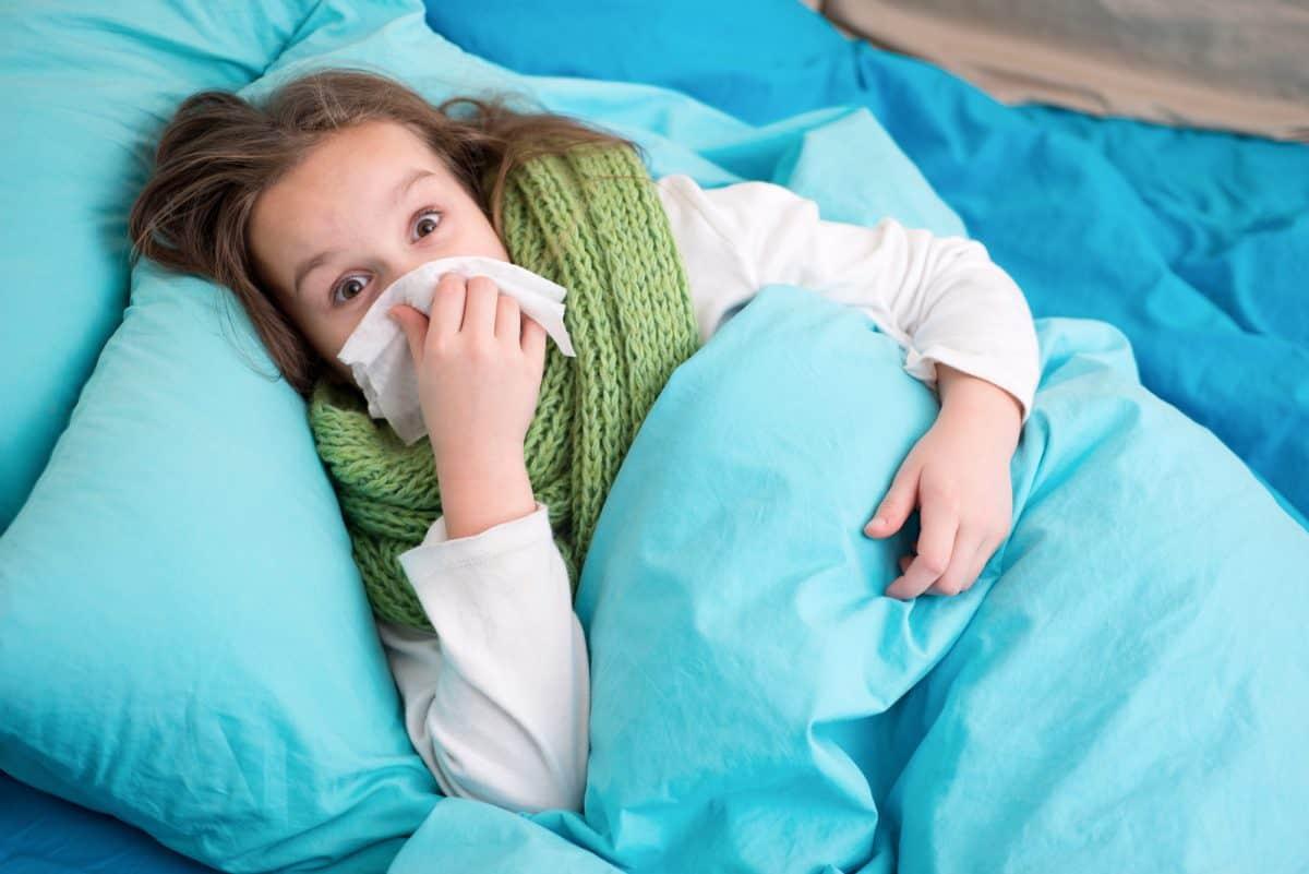 Infekcje dróg oddechowych u dzieci