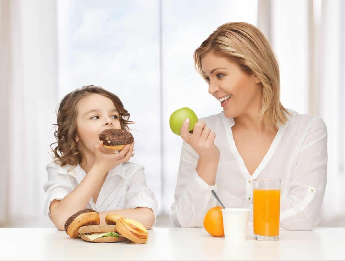 Odżywianie - jak mądrze rozmawiać z dzieckiem?