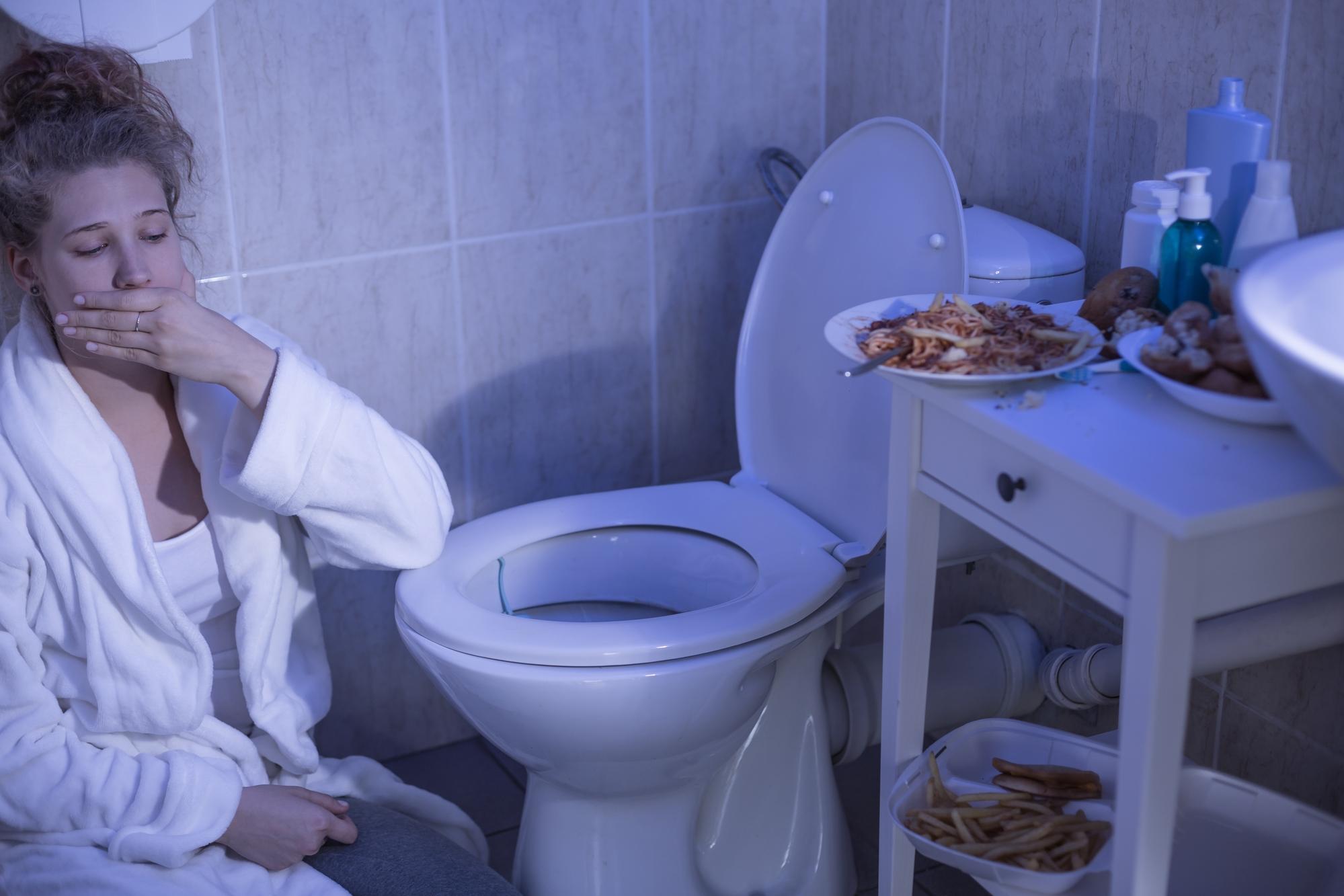 Anoreksja i bulimia - zagrożenie zdrowia i życia