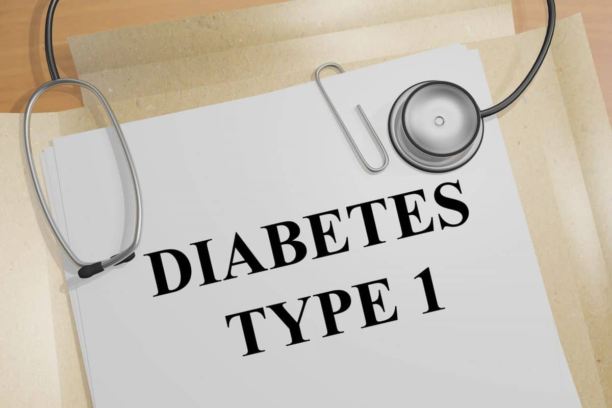 Cukrzyca typu I - mały cukrzyk w domu