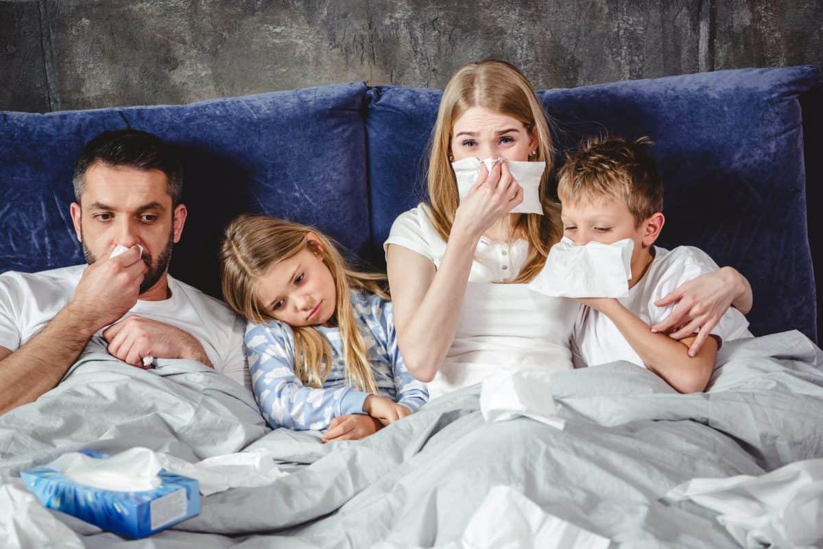 Grypa - czym różni się od przeziębienia?
