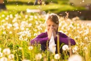 Alergie pokarmowe często same prechodzą.