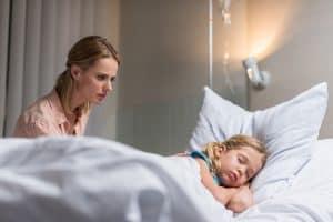 Powikłania po grypie mogą być niebezpieczne.