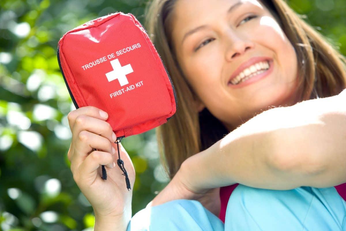 Apteczka pierwszej pomocy - co powinna zawierać?