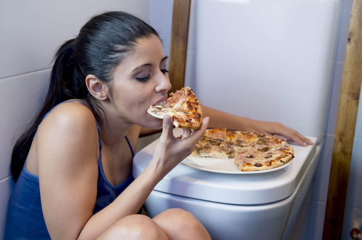 Bulimia to poważna choroba.