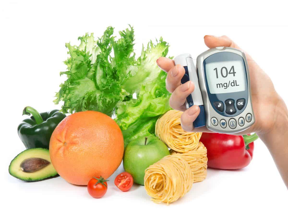 Menu cukrzyka - co można jeść?