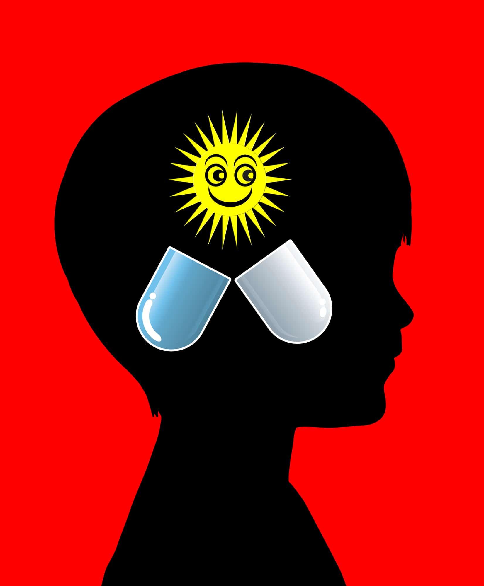 Leki na depresję - czy można je stosować u dzieci?