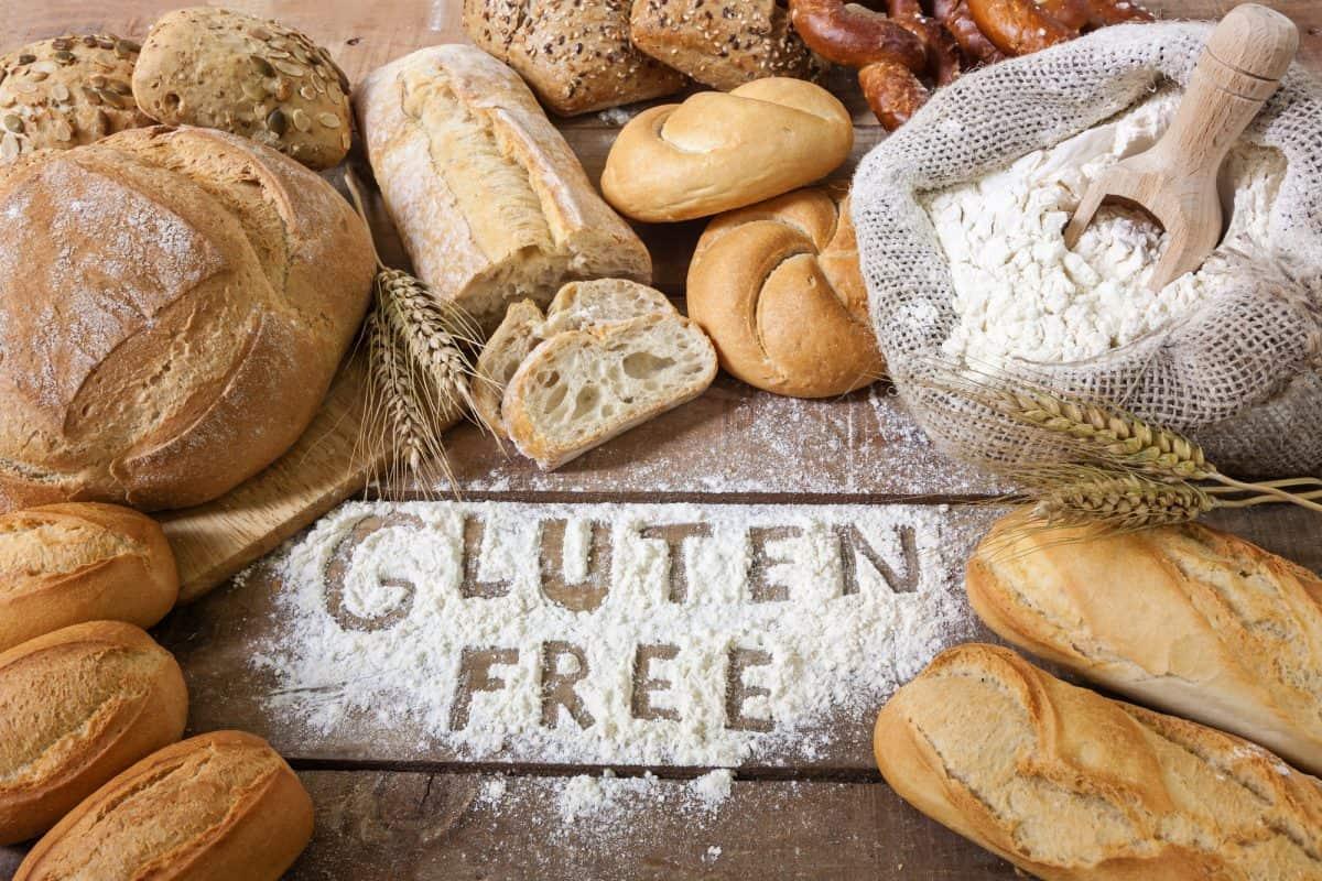 Gluten to rodzaj białka obecego pszenicy.