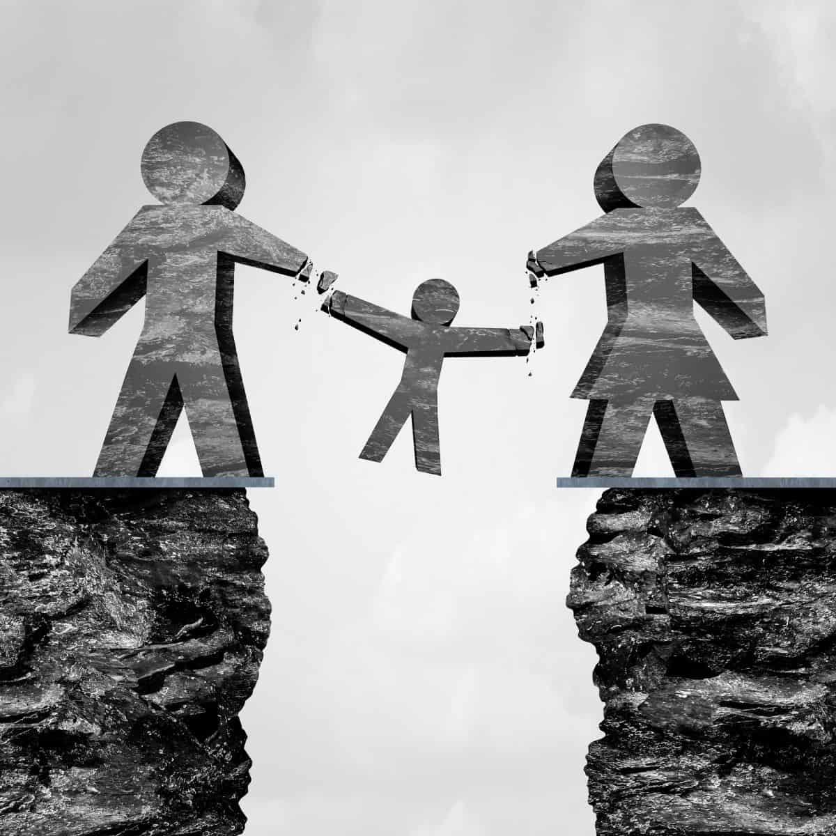 Rozwód rodziców to zawsze trauma dla dziecka?