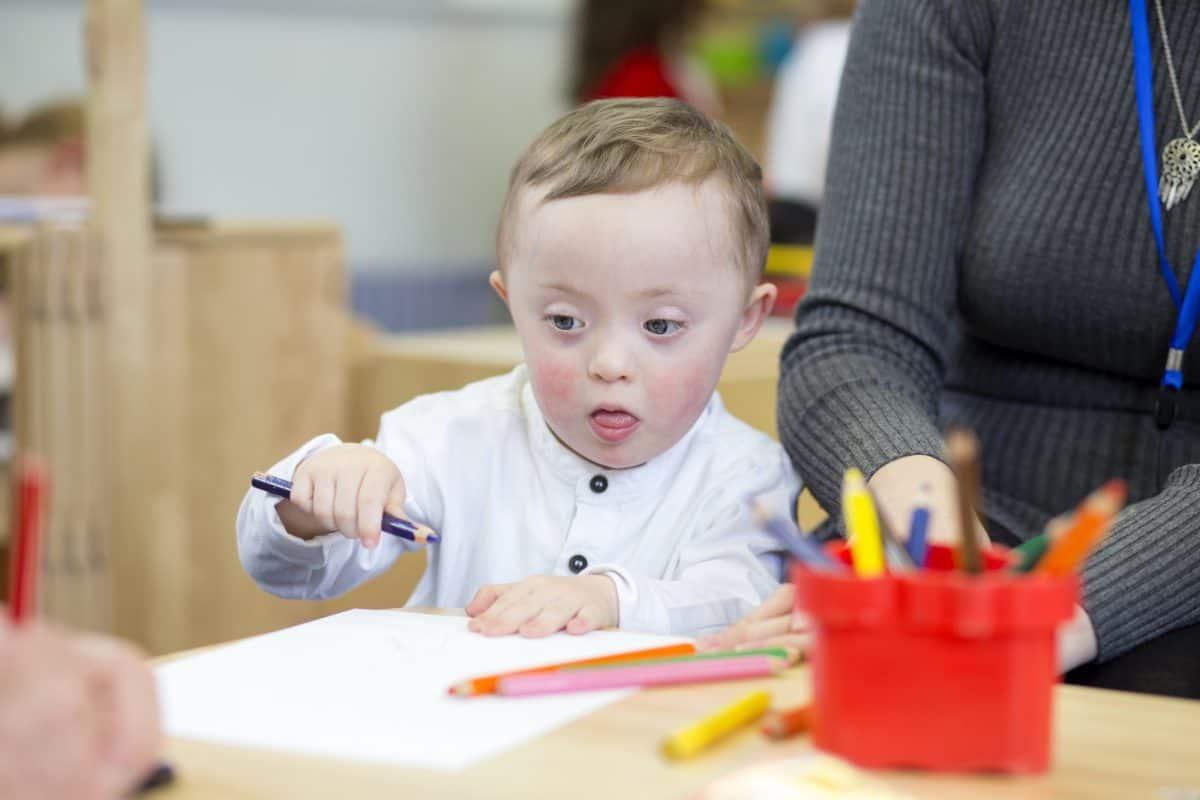 Rodzice z niepełnosprawnością intelektualną - dziecko