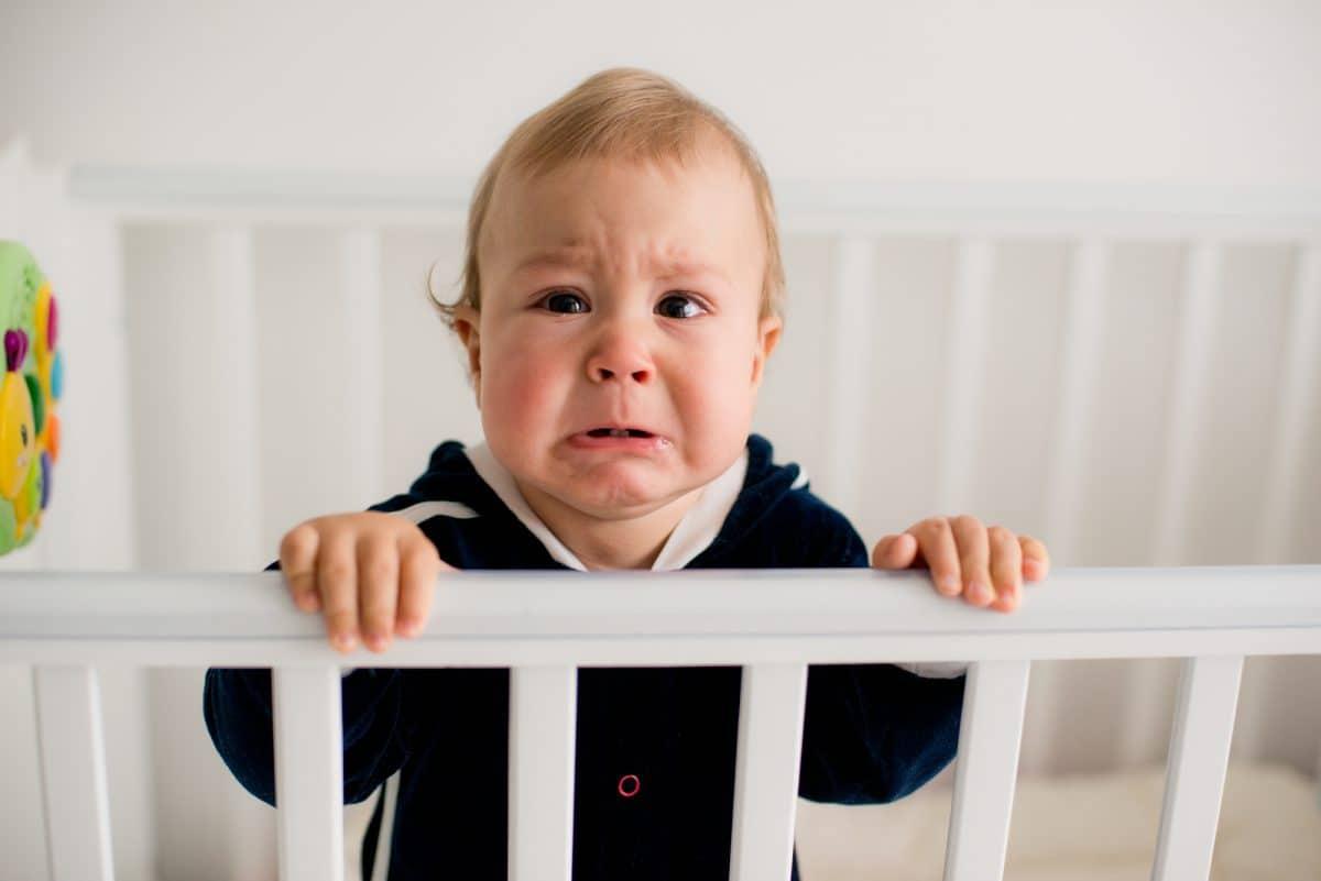 Dziecko płacze - co robić?