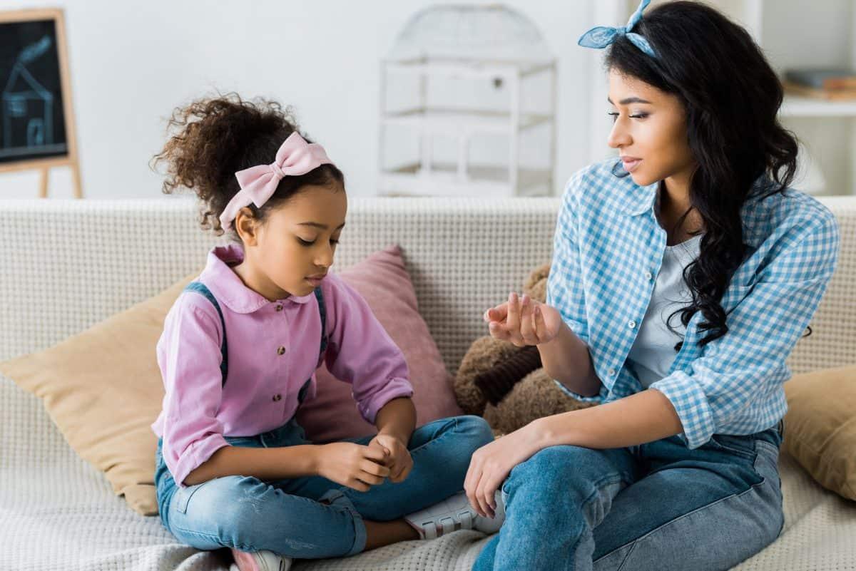 Jak odmówić swojemu dziecku, żeby zadbać o siebie i o dziecko?