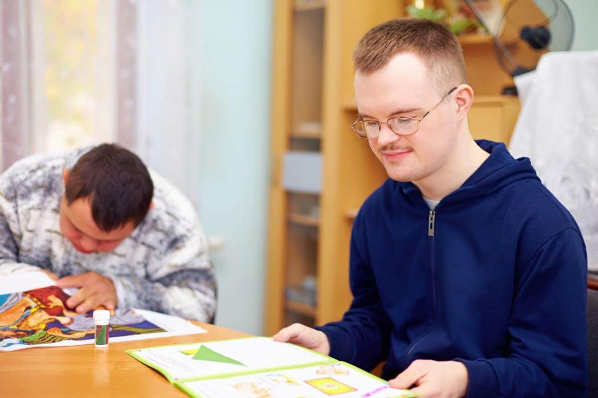 Farma Dobrej Woli to szansa na spokojną przyszłość dorosłych z niepełnosprawnością intelektualną.