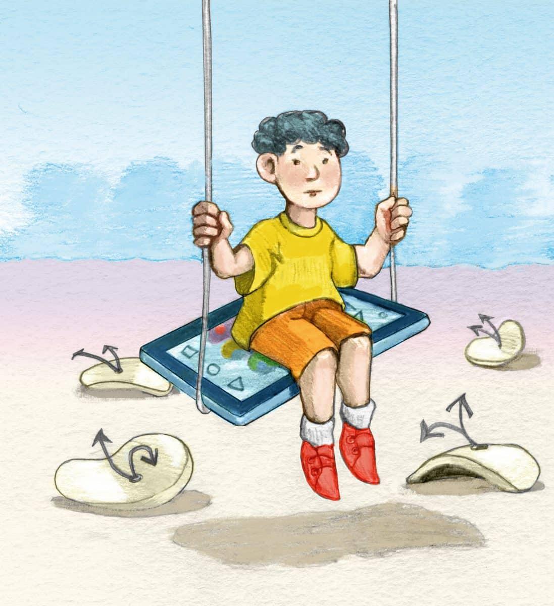 Hikikomori w szkole - pierwsze objawy mogą się później rozwinąć.