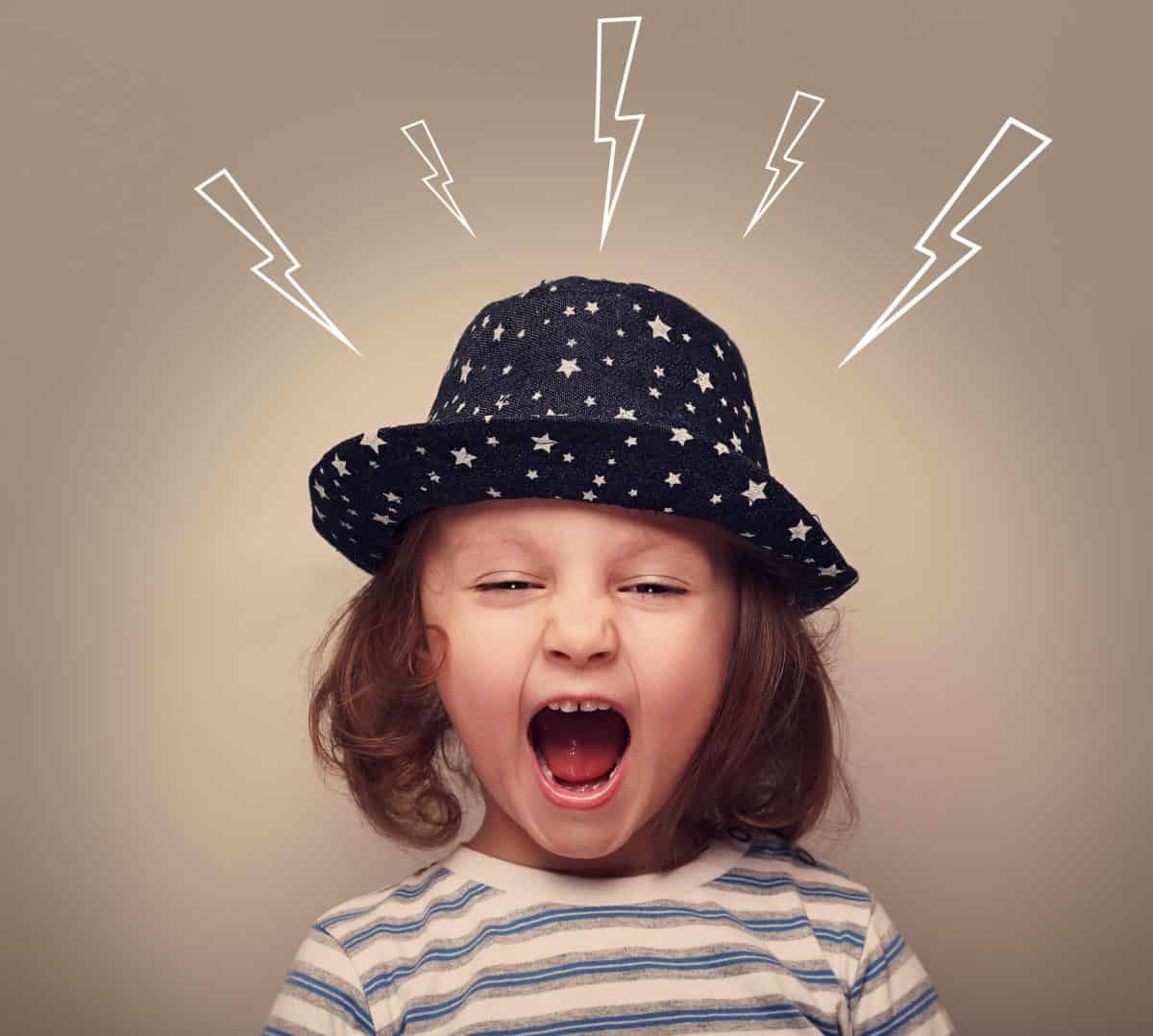 Napady złości u dziecka - skąd się biorą? Jak reagować?